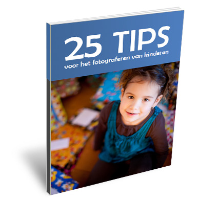 Gratis eBook: 25 Tips voor het Fotograferen van Kinderen