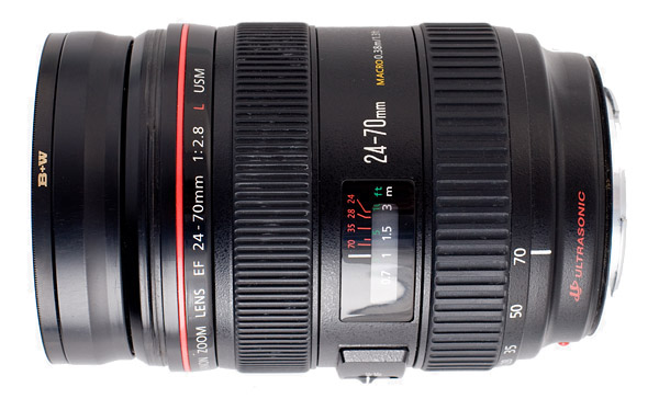 Canon 24-70 f/2.8 L