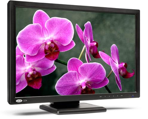 LaCie 324 LCD monitor