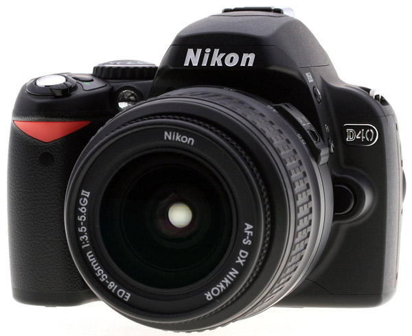 Nikon D40