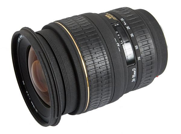 Sigma 24-70mm f/2.8 EX DF