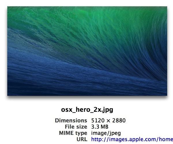 5k Os X Wallpaper: Komt Apple Met Een 27 Inch 5K Retina Display?