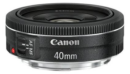 Canon ef 40mm f28 stm
