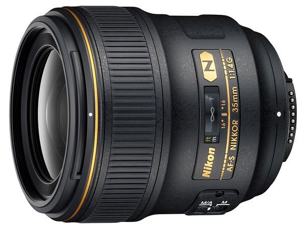 Nikkor 35mm f/1.4 G AF-S