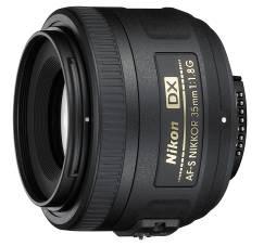 Nikkor 35mm f/1.8 DX AF-S