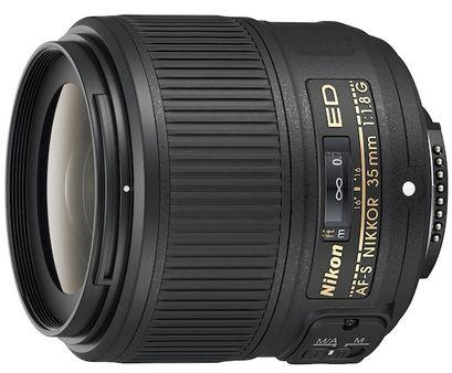 Nikkor 35mm f/1.8G AF-S
