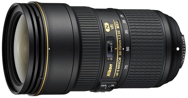 Nikkor 27-70mm f/2.8E ED VR AF-S