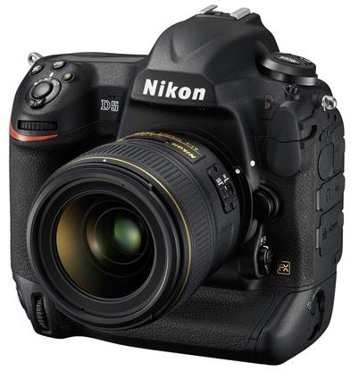 Nikon d5 fx