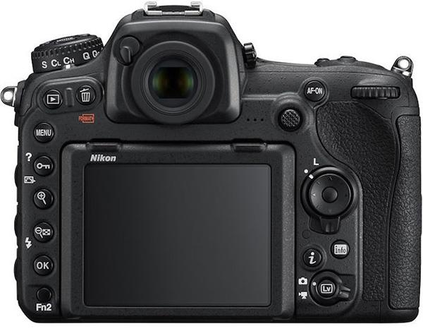 Nikon d500 back
