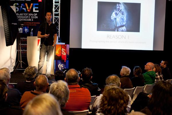 Keynote by Matt Kloskowski