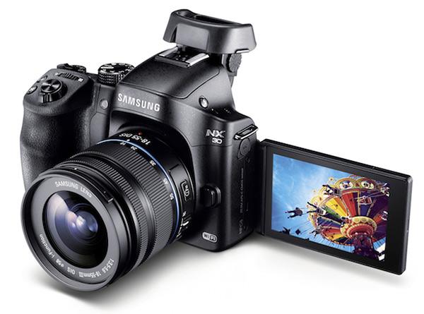 Hoofdprijs: Samsung NX30