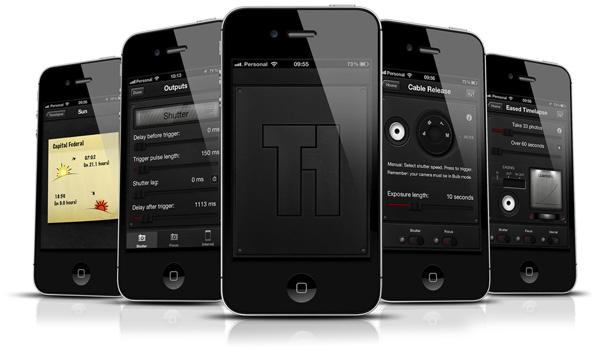 Triggertrap mobile app