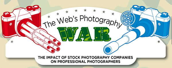 Piclet declares war on big photo stock sites
