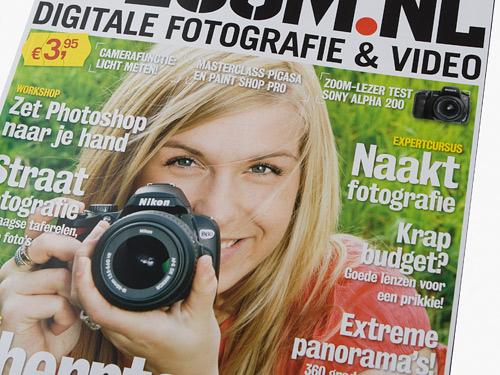 Bepaal de inhoud & cover van Zoom.nl