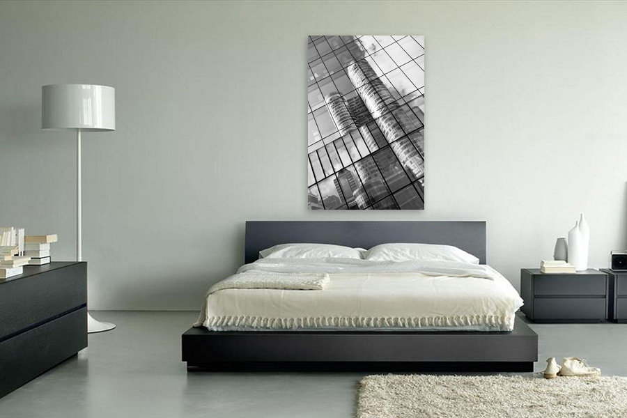 Werk aan de muur app hangt je foto 39 s virtueel alvast op photofacts - Foto van slaapkamer schilderij ...