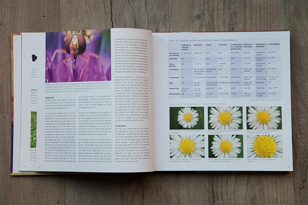 Recensie praktijkboek macrofotografie photofacts - Bereik kind boek ...