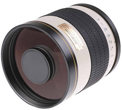 Samyang 800mm f/8.0 Mirror