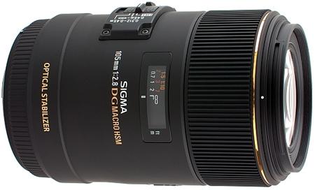 Sigma 105mm f/2.8 EX DG OS Macro HSM