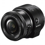 Review: Sony ILCE-QX1 Lens-camera