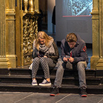 Emoties in de kerk