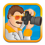 Photo Battle; Draw Something variant met foto's