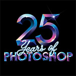 Photoshop is 25 jaar geworden