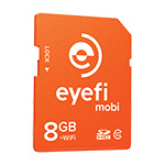 Review: Eyefi mobi WiFi SD kaart