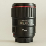 Review: Canon EF 35mm f/1.4L II USM