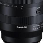 Tamron introduceert haar eerste objectief voor Fujifilm X-mount