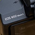 Review van de Canon EOS M50 mark II