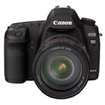 Firmware update Canon 5D Mark II, versie 2.0.8