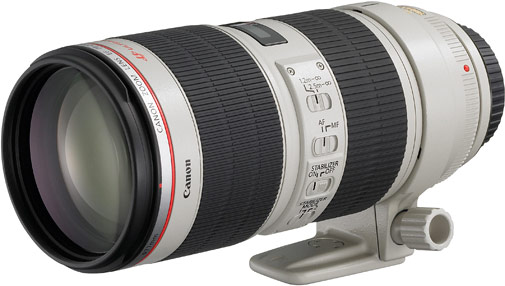 Canon 70-200mm f/2.8 L IS USM mark II