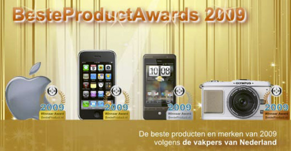 Beste Product Award 2009