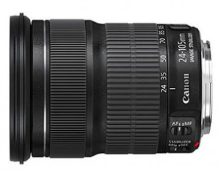 Canon ef 24 105 f35 56 stm is