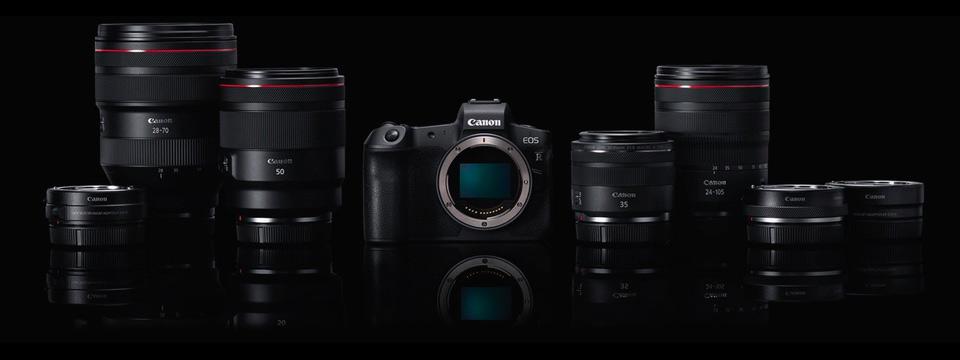 Canon EOS R systeem