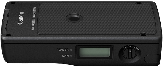 Canon WFT-E7 wifi transmitter