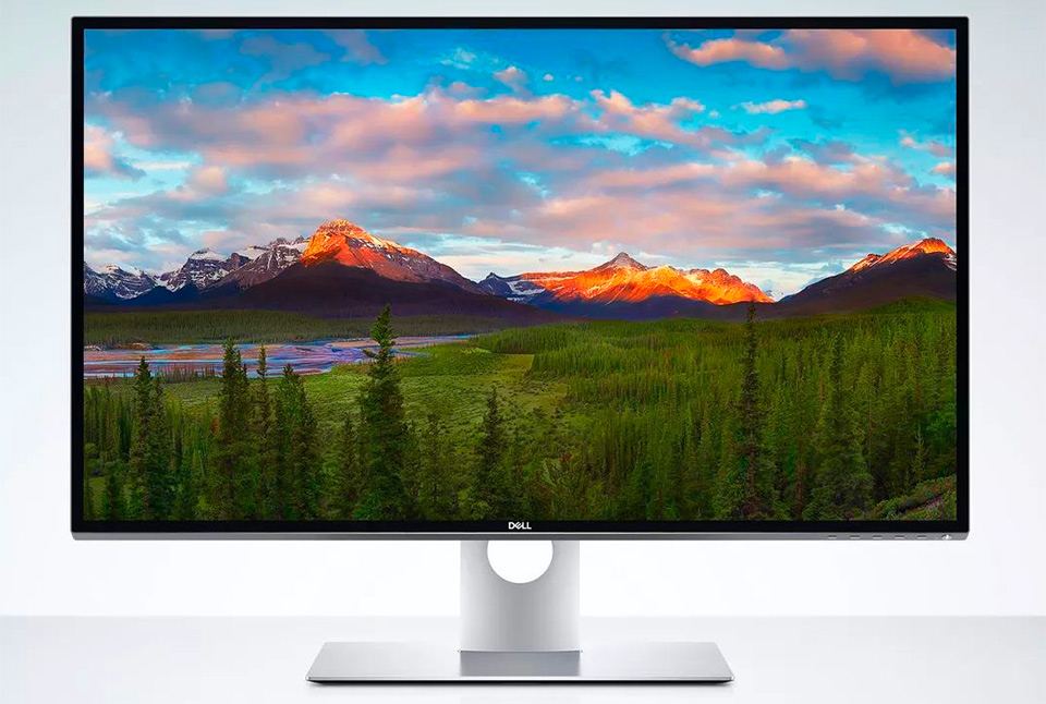 Dell UltraSharp 32 UltraHD 8K