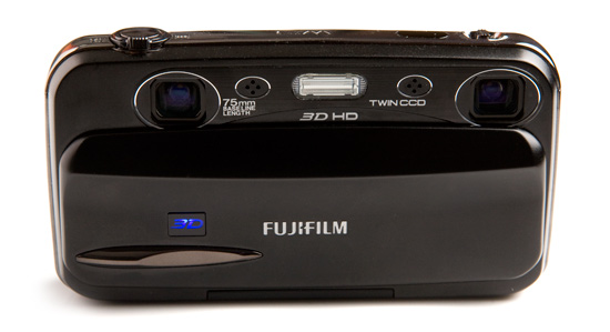 Fujifilm FinePix Real 3D W3