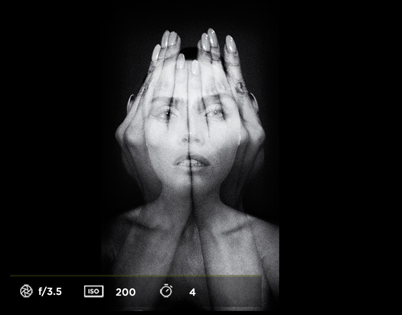 Hoe maak je de selfie van Kim Feenstra