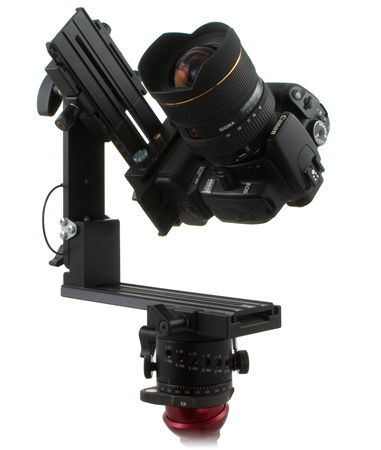 Manfrotto 303SPH panoramakop