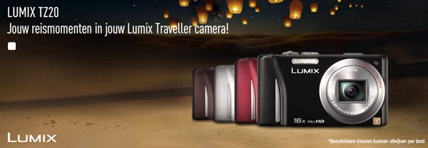 Panasonic Lumix Traveller