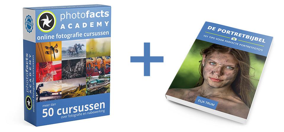5 Dagen Deal: Photofacts Academy + De Portretbijbel