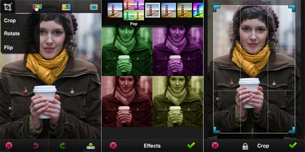 Photoshop.com Mobile voor de iPhone