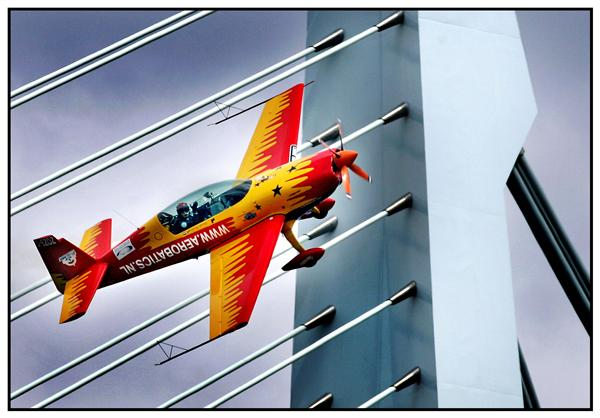 Red Bull Air Race Rotterdam; copyright Pim Ras