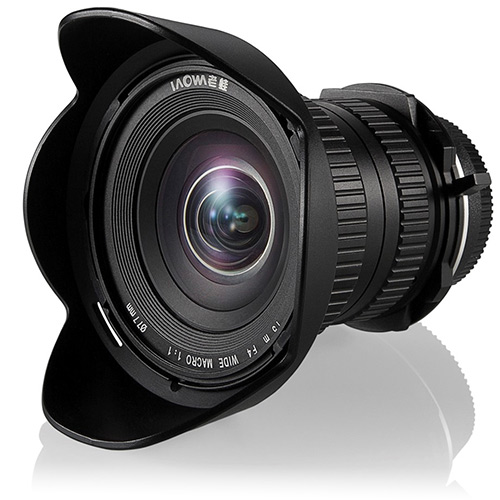 Venus optics laowa 15mm f4