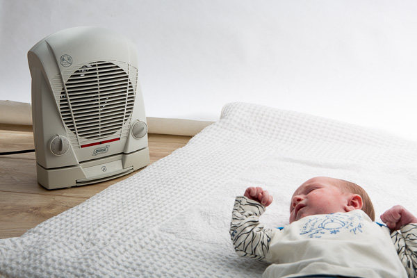 Verwarming newborn
