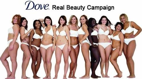Dove Real Beauty