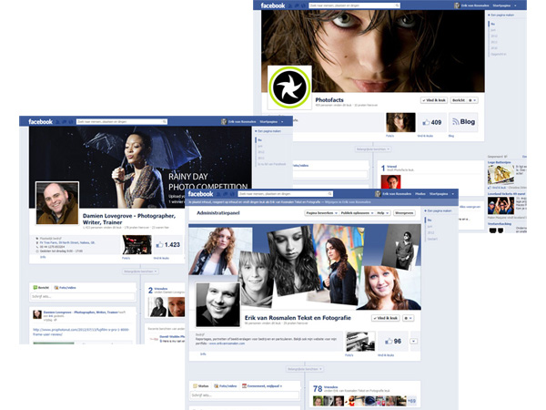 FB pages