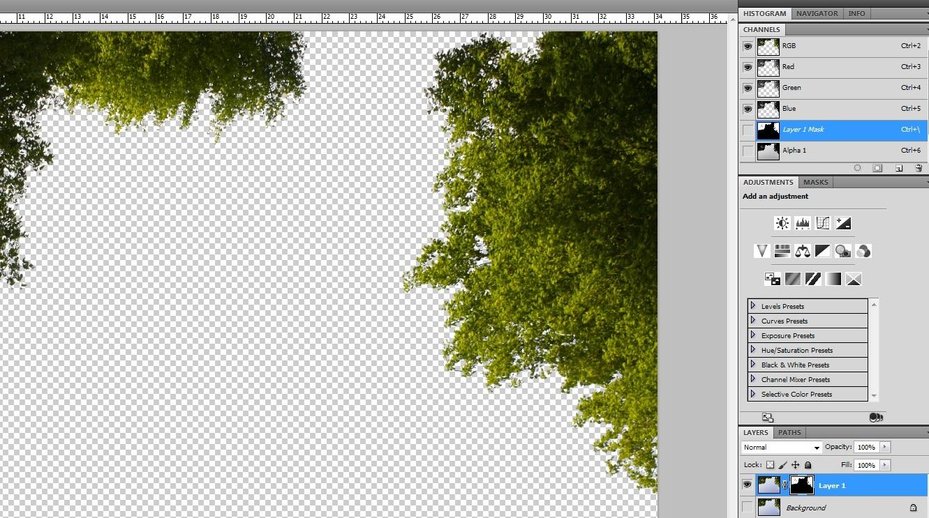 masker photoshop