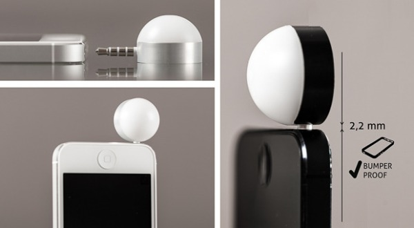 Lumu on smartphone